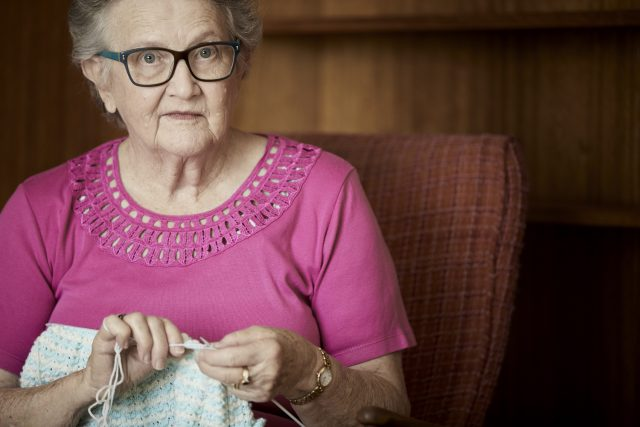 Granny Portrait, Photography, Photographer, Advertising, Editorial