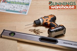 product photography for bunnings by Canberra Photographers Lightbulb Studio