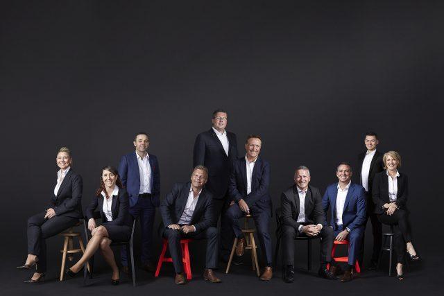 Group Shot Corporate Portraits
