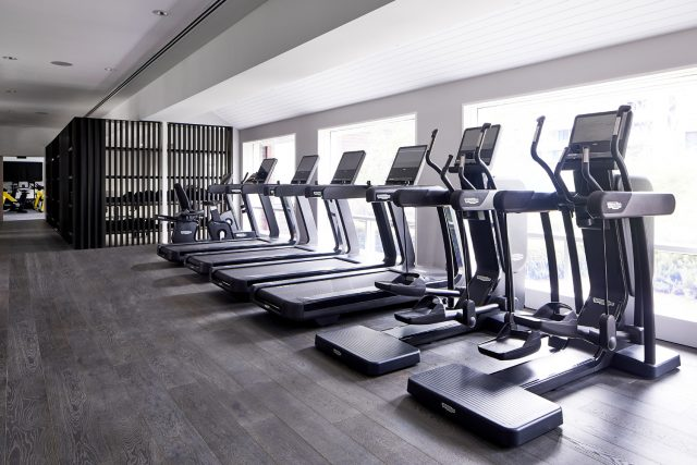 Interior Photography for Hale Gym and Spa