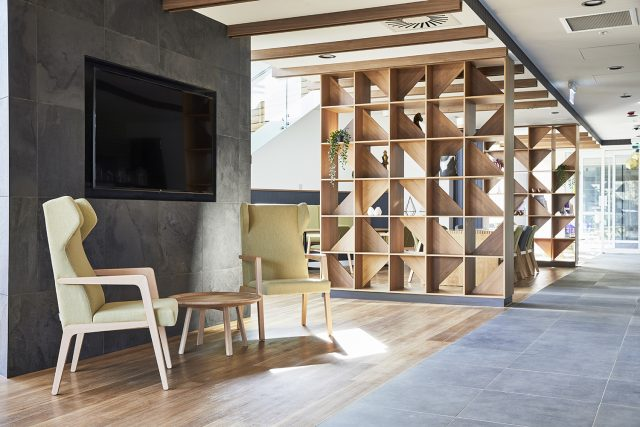 interior photography by Canberra photography studio