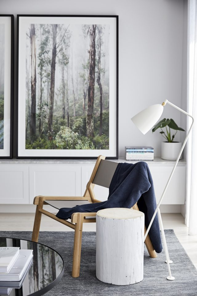 interior photography of new development by Canberra photographer