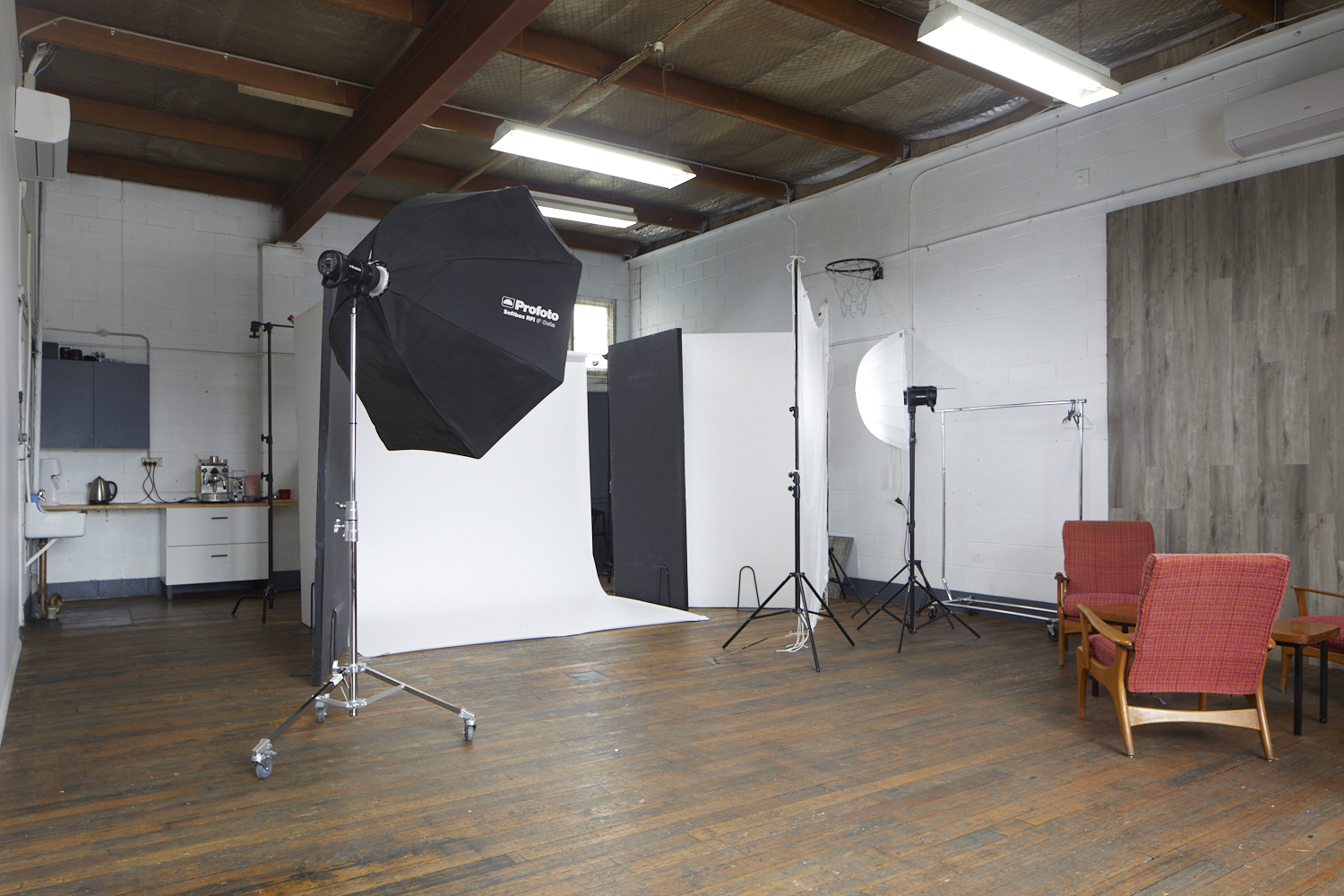 Lightbulb Photography Studio in Canberra